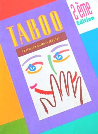 regle taboo