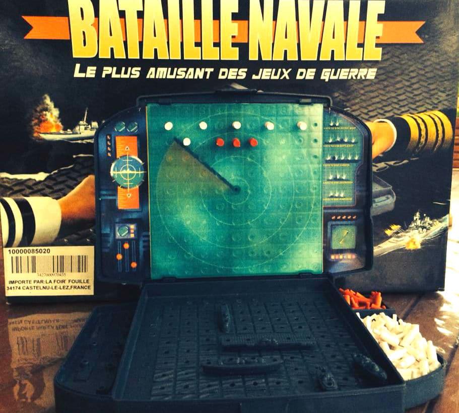 regle bataille navale