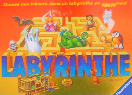 regle labyrinthe